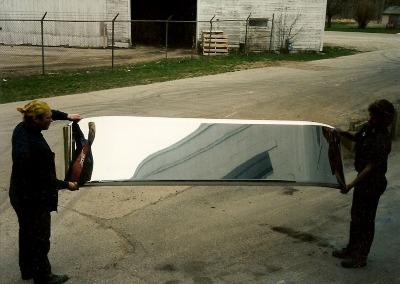 Semi bumpers